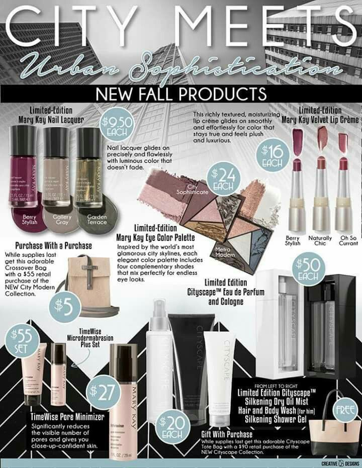 New Mary Kay Fall 2015 Products! – Mary Kay and Beyond